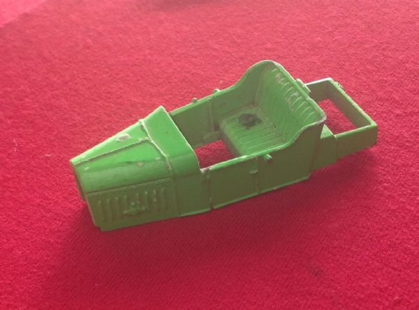Dinky Toys - Original - 477 Parsley's Car Light Green Body